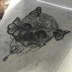 Instagram Images, Fox, Skull, Tattoos, Tatuajes, Tattoo, Foxes, Tattos, Skulls