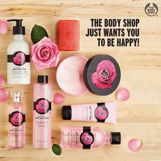 It's 'I want you to be happy' day! Gift your favourite person cruelty-free love with The Body Shop. Body Shop Christmas, Christmas Birthday, Christmas 2019, Birthday Gifts, The Body Shop Logo, Favorite Person, Your Favorite, Body Shop Skincare, British Rose