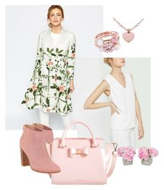 """Ted Baker"" by naviaux ❤ liked on Polyvore featuring Ted Baker, women's clothing, women, female, woman, misses and juniors"