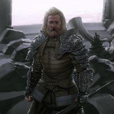 The Warden of Helms Deep by reau on deviantART