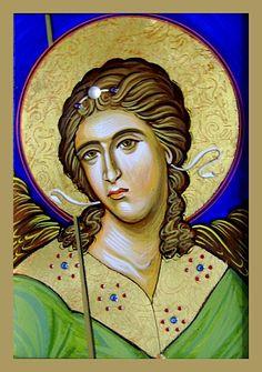 Byzantine iconography, Christian iconography, site of iconographer and teacher of iconography