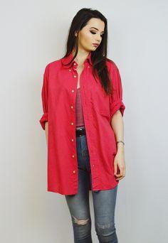 90's Vintage Tommy Hilfiger Shirt R6B072 | Millie and Me | ASOS Marketplace