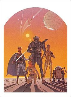 by Ralph McQuarrie