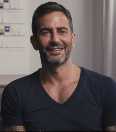 Marc Jacobs shares the story behind his latest tattoo, his healthy tendencies, and the allure of Paris // A Surprising Peek Inside Marc Jacobs' World