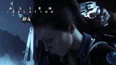Alien: Isolation [PS4] #4 - Ripley in Gefahr - Let's Play Alien: Isolation