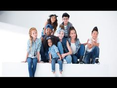 Maddie Ziegler & Kida Burns in Target's Back to School Commercial (Behin...
