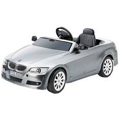 BMW 3 Series Convertible Kid's Car    http://www.shopbmwusa.com/ProductDetail.aspx?CategoryType=Lifestyle=2318