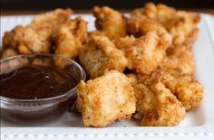 Cómo hacer nuggets de pollo - Tipkids -