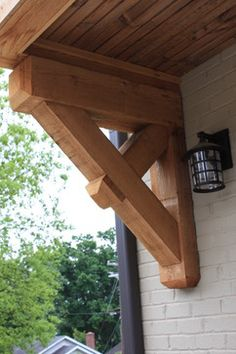 Porch Roof Bracket Support Roof Brackets Victorian Porches Pinterest