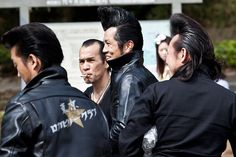 Tokyo Rockabilly Club via http://loneleeplanet.com/2011/05/the-tokyo-rockabilly-club/