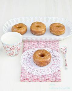 Kitchenaid, Chocolate Fundido, Doughnut, Cupcakes Fondant, Desserts, Food, Homemade Donuts, Deserts, Bonito