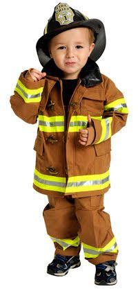 Resultado de imagen para disfraz de bombero para niño