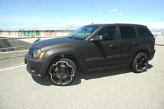 Matte Black wraps! - Jeep Garage - Jeep Forum