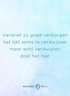 Want jij betekent nog zoveel voor mij | Een quote over het afscheid, het verdriet en het gemis na de dood van een geliefde. Vind meer inspiratie over de uitvaart en rouwen op http://www.rememberme.nl