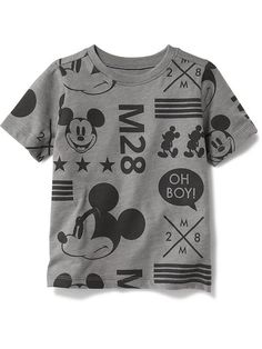 Disney&#169 Mickey Mouse Tee for Baby Product Image