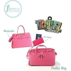 Going on vacation? Perfect carry-in luggage. Check it out  www.myinitials-inc.com/msjae
