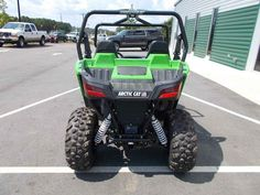 New 2017 Arctic Cat WILDCAT TRAIL ATVs For Sale in North Carolina. 2WD/4WD FRONT DIFFERENTIAL LOCKArctic riders prefer to be in control with their on-the-fly 2WD/4WD. In 2WD, steering is light and nimble. Shift on the fly into 4WD and power is delivered to the front wheels. The front wheels spin at different speeds while the steering effort remains minimal. For the ultimate traction, activate the electronic front differential lock and power is sent to all four wheels, enabling you to crawl…