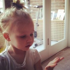 Lux is growing up.. :')