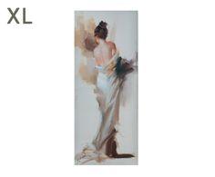 "Nástěnná dekorace ""Beryl"", 40 x 3 x 110 cm Classic, Derby, Classic Books"
