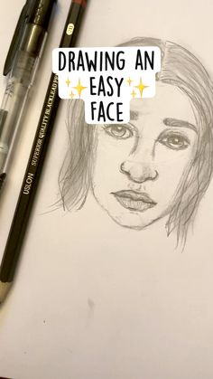 Drawing an ✨Easy✨ Face