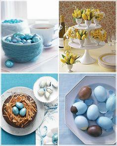 Oster 2013 Deko Ideen in der letzten Minute. Mit diesen wunderschönen und einfachen Oster Deko Ideen werden Sie in Ihrem Haus eine festliche Stimmung