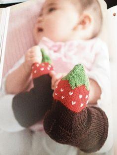 babyknopfauge: Süße Früchtchen und junges Gemüse