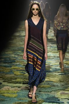 Spring 2015 Ready-to-Wear - Dries Van Noten
