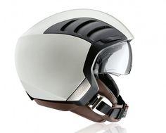 Motor helmet, design by BMW Group.