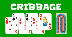 Play the classic card game Cribbage online for free.