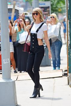 Taylor Swift #style #fashion #lovethelook