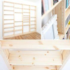 Shelving Systems | Shelves, Bookshelves and Bookcase system