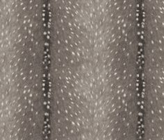Deer Hide // Cashmere fabric by willowlanetextiles on Spoonflower - custom fabric