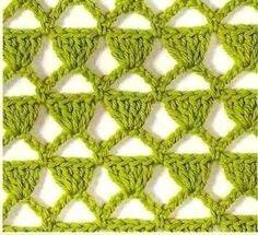 Watch This Video Beauteous Finished Make Crochet Look Like Knitting (the Waistcoat Stitch) Ideas. Amazing Make Crochet Look Like Knitting (the Waistcoat Stitch) Ideas. Crochet Shell Stitch, Crochet Motifs, Crochet Diagram, Crochet Stitches Patterns, Crochet Chart, Crochet Designs, Knitting Patterns, Crochet Simple, Love Crochet