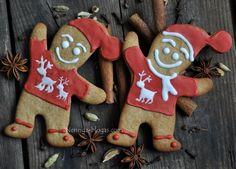 Имбирные пряники - лучшее рождественское угощенье 4girls