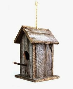 Pallet Project - Pallet Birdhouse | Pallet Projects