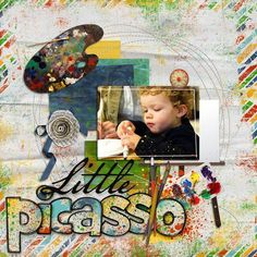 Aimee Harrison - Painted with Words Collection            Akizo - Stitched Up 5 template