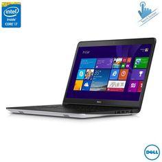 """Notebook Dell, Intel Core i7-4510U, 16GB de Memória, 1TB de HD, Tela de 15,6"""", AMD Radeon HD R7 M265, Inspiron 5000 - i15 5547-A30"""
