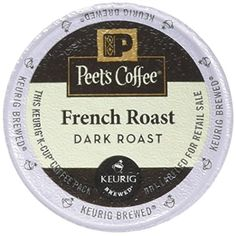 Peet's Coffee K Cups  https://food.boutiquecloset.com/product/peets-coffee-k-cups/