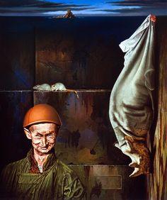 """Roland Heyder - """"HomoFaber"""", 1993"""