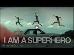 Superhero Affirmations To Rock Your Day