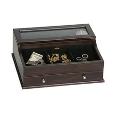 0f779163e7 Hampden Dresser Top Valet   Jewelry Box