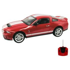 Kidz Tech 1:16 Scale RC Ford Shelby GT500 Remote Control Car