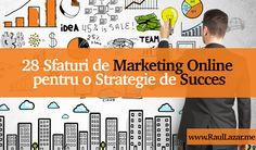 Cauți modalități simple și la îndemâna oricui prin care să îți poți dezvolta afacerea în mediul online? Crearea, menținerea și dezvoltarea unei prezențe și imagini a afacerii tale în mediul online este mai importantă ca oricând. Dat fiind volumul imens de informații din mediul onl… Internet Marketing, Online Marketing, Mai