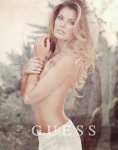 Guess Lingerie Spring/Summer 2014 Campaign