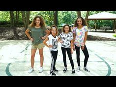 Fifth Harmony - Worth It (Haschak Sisters Dance Tutorial) - YouTube