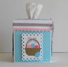 Stacey's Creative Corner: DoodleCharms basket & eggs