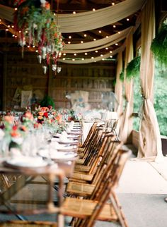 Style me pretty wedding reception