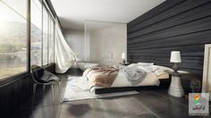 احدث تصميمات غرف النوم 2017 - 2018 بأفكار بسيطة - لوكشين ديزين . نت