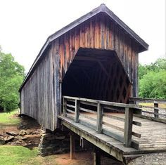 A Guide to #Georgia's Covered Bridges