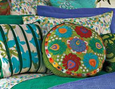 I pinned this from the Company C - Designer Rugs, Pillows, Bedding, & More event at Joss & Main!
